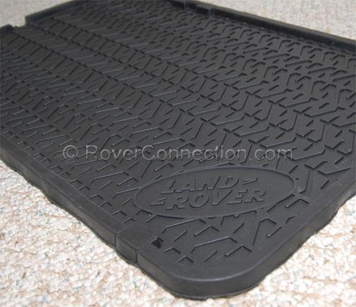 Land Rover Defender 90 110 Factory Genuine Oem Rubber Mats