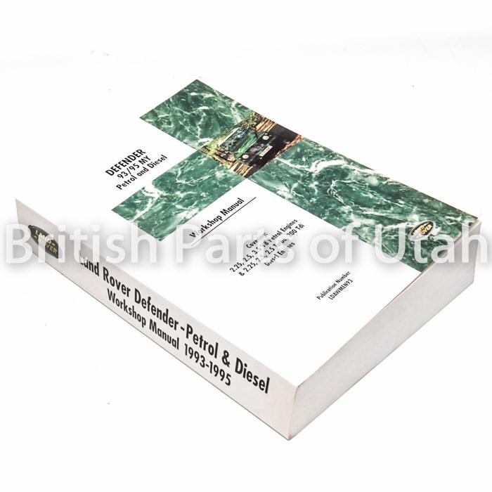 land rover defender parts manual pdf