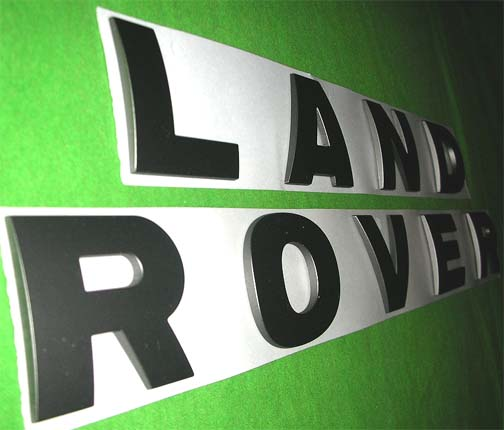 Land Rover Discovery Genuine Oem Factory Hood Tailgate