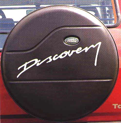 Discovery Land Rover >> Land Rover Discovery Genuine OEM Factory Molded Plastic Spare Wheel Cover