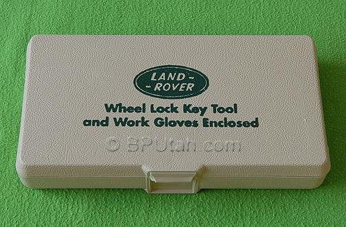 Land Rover Lr2 Factory Genuine Oem Locking Wheel Nut