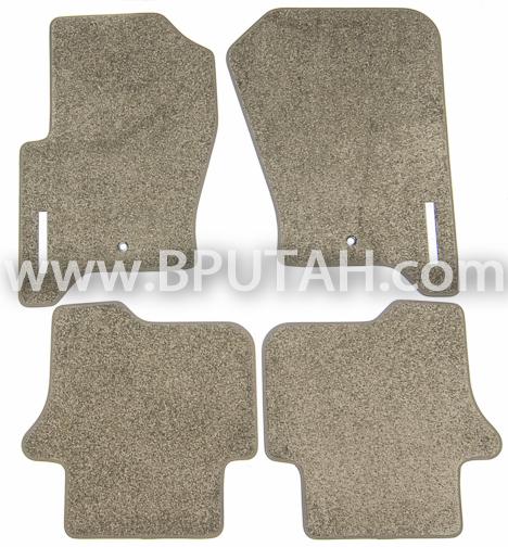Land Rover Lr3 Lr4 Genuine Oem Factory Premium Carpet Mats