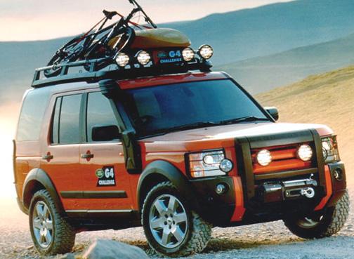 Land Range Rover Sport Lr3 Genuine Oem Factory Raised Air