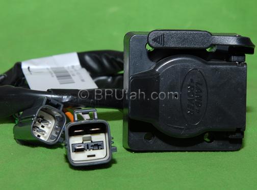 land range rover sport lr4 lr3 lr2 tow trailer wiring ebay. Black Bedroom Furniture Sets. Home Design Ideas