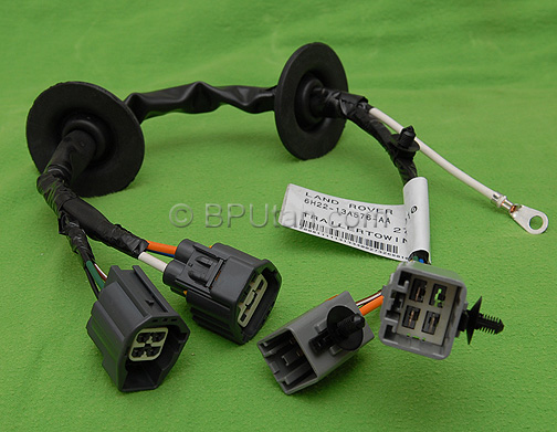 Land_Rover_LR3_Trailer_Wiring_Harness_YWJ500220_C land rover lr3 tow hitch trailer wiring wire harness electric,Range Rover Trailer Wiring Diagram