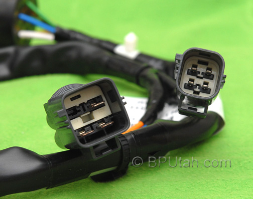 Land Rover Lr3 Tow Hitch Trailer Wiring Wire Harness