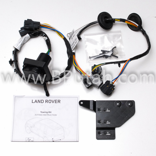 Land rover lr trailer wiring harness diagram