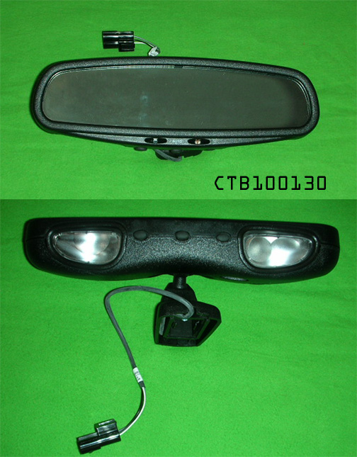 land rover range rover discovery genuine oem factory interior auto dimming mirror. Black Bedroom Furniture Sets. Home Design Ideas