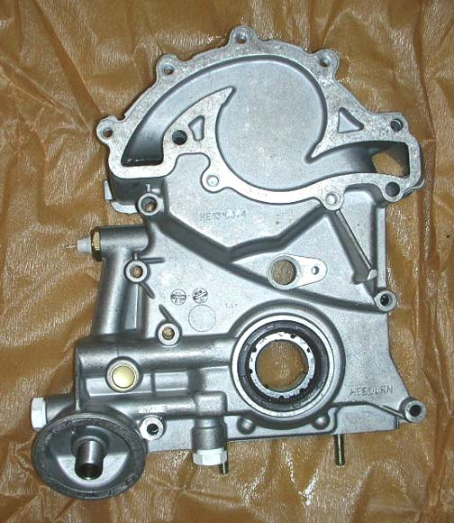 Rover Connection Land Range Discovery Defender Oil Pump