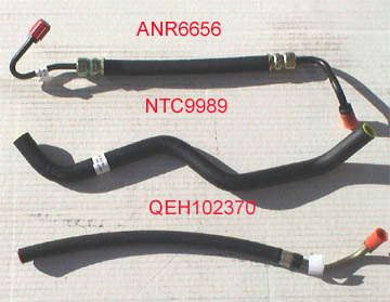 Factory Genuine OEM Power Steering Hose for Land Range Rover Discovery