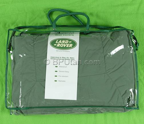 Land Range Rover Genuine OEM Factory Waterproof Seat Covers