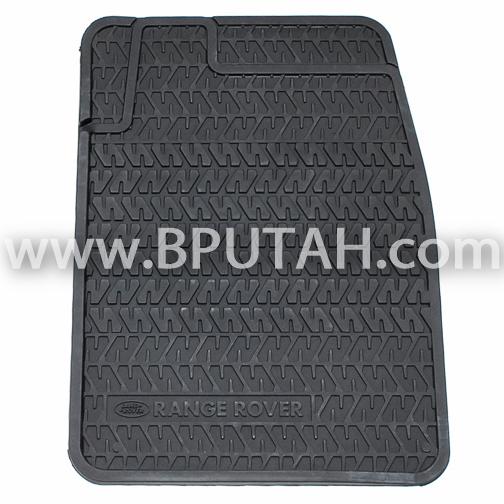Rover ConnectionRange Rubber Carpet Floor Mats - Rubber connecting floor mats