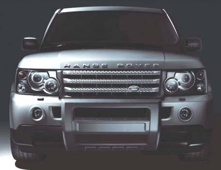 Land Rover Range Rover >> Land Range Rover Sport Genuine OEM Factory Brush ...
