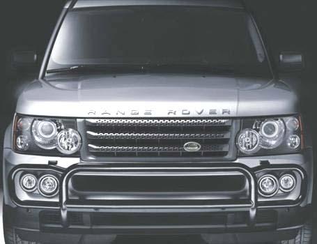 Land Range Rover Sport Genuine Oem Factory Brush