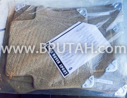 Land Range Rover Sport Genuine Oem Factory Premium Carpet