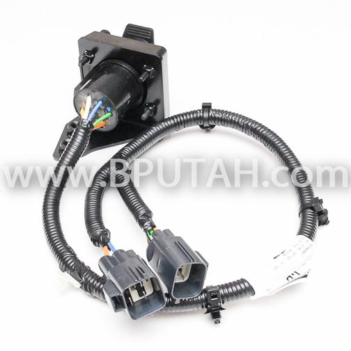 2015 range rover sport wiring diagram schematic range rover sport genuine oem factory trailer wiring ...